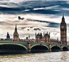Westminster by lorenzoviolone