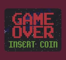 Game Over, Insert Coin T-Shirt