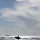 Surf Girl by Victoria Kidgell