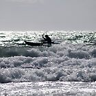 Sea Kayaking by Victoria Kidgell
