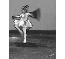 Belladonna Dancing Photographic Print