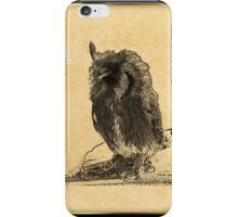 Owl iPhone Case iPhone Case/Skin