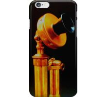 Vintage Brass 'Phone iPhone Case/Skin