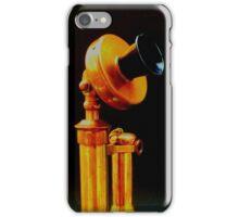 Vintage Brass 'Phone iPhone Case/Skin