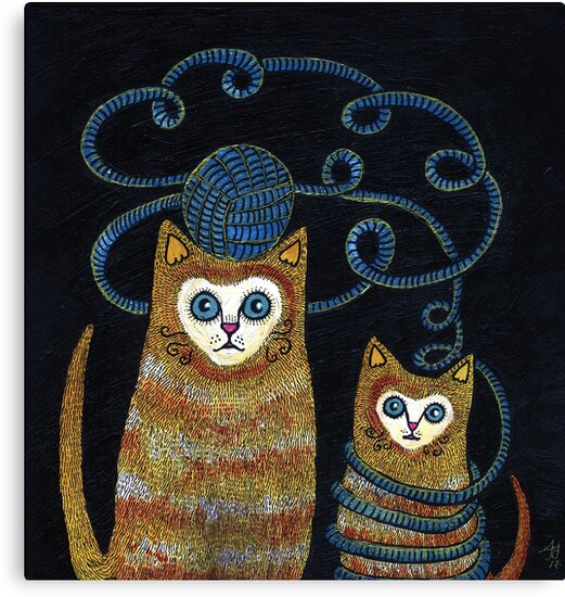 Tangle by Anita Inverarity