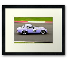 Lotus Elite No 28 Framed Print