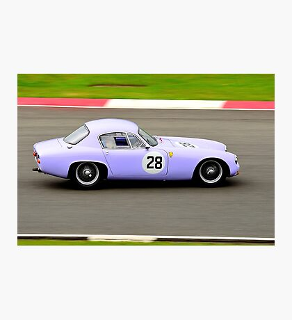 Lotus Elite No 28 Photographic Print