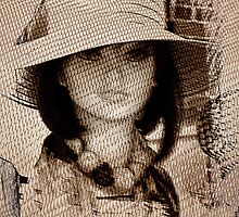 Lady in the Mesh by suzannem73