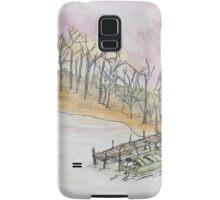Backwoods Shack. Samsung Galaxy Case/Skin