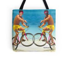 Wiggins and Froome - Team GB Tote Bag