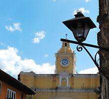 Calle del Arco Antigua, Guatemala by Marie Anne Hale