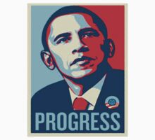OBAMA PROGRESS by BAKERBOYTEEZ