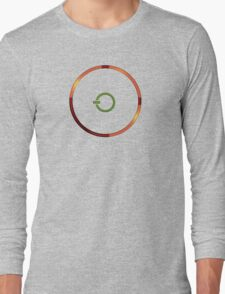 Red Ring of Death Long Sleeve T-Shirt
