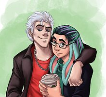 Hipsters by CherryGarcia