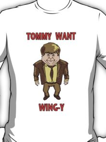 Tommy Want Wing-y T-Shirt