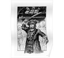 Captain Velyarde Poster