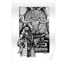 Cinnabar Undead Poster