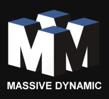 Massive Dyanamics from Fringe by logo-tshirt