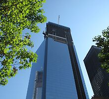 4 WTC New York City, NY by TedT