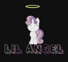Lil Angel (Sweetie Belle) One Piece - Long Sleeve