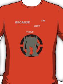 Awesome Shirt, thanks T-Shirt