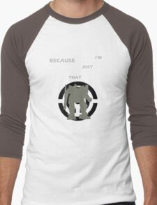 Awesome Shirt, thanks Men's Baseball ¾ T-Shirt