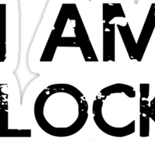 Wholocked Sticker