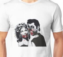 Grease Zombies  Unisex T-Shirt