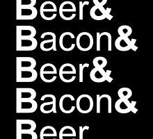 Beer&Bacon&Beer&Bacon... by Herbert Shin
