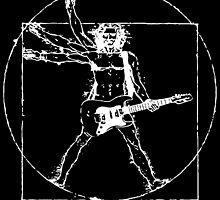 Leonardo Da Electric Guitar by timur139