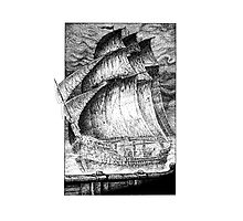 The Seamaiden Photographic Print