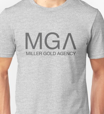 Miller Gold Agency Unisex T-Shirt