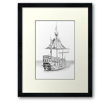 The Matthew Framed Print
