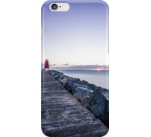 Poolbeg, Dublin, Ireland iPhone Case/Skin