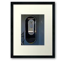 Hatches Framed Print
