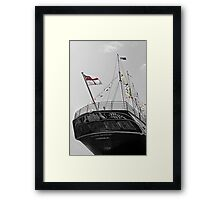 SS Great Britain Framed Print