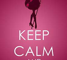 Keep Calm - Sailor Pluto Posters 2 by SimplySM
