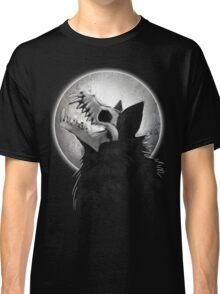 Skull Wolf Howl Classic T-Shirt