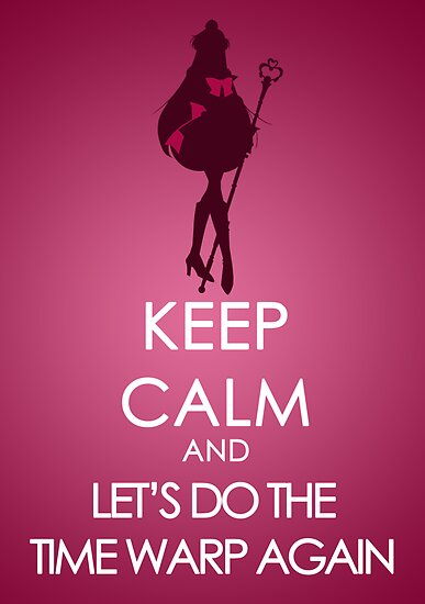 Keep Calm - Sailor Pluto Posters 3 by SimplySM