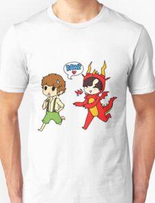 Hob!John and Smaug!lock T-Shirt