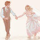 Ten/Rose Wedding by Shani Bergman