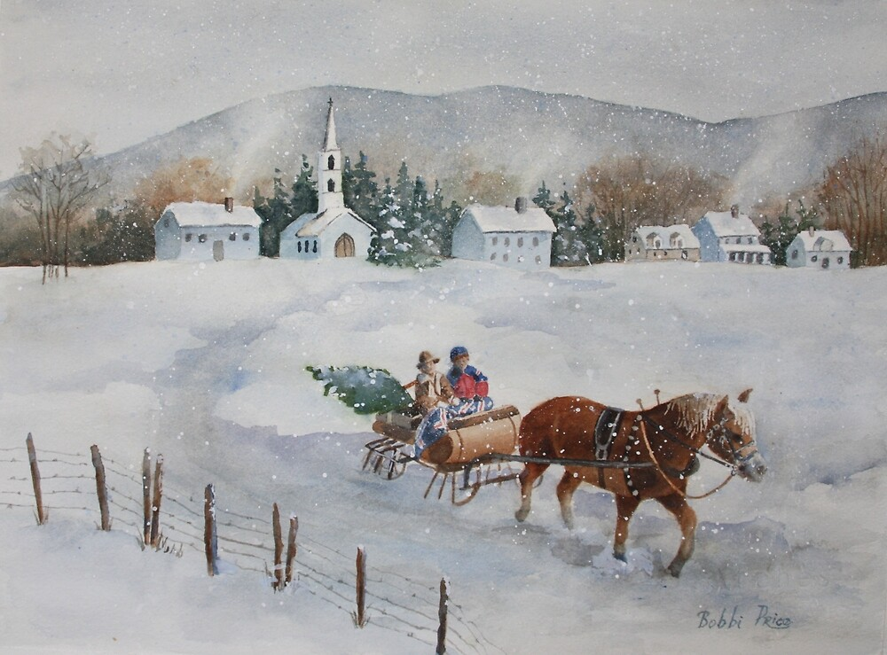 Ready For Christmas by Bobbi Price