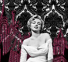 Marilyn Monroe by Catherine O'Hagan