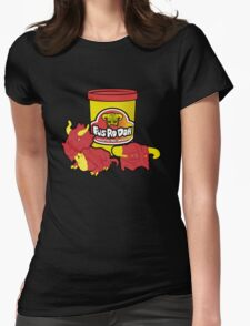 Fus Ro Doh Womens Fitted T-Shirt