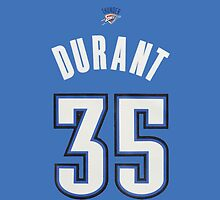 Kevin Durant by ilRe