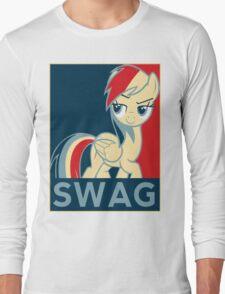 Rainbow Dash Communist Swag Long Sleeve T-Shirt