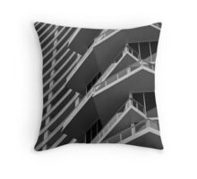 Rooms With Views Throw Pillow