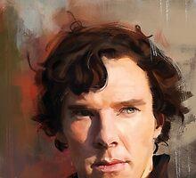 Sherlock Study by Wisesnail