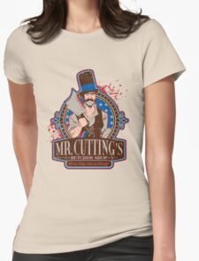 Bill The Butcher - Brown Variant Version! Womens Fitted T-Shirt