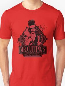 Bill The Butcher - BLOODY Variant Version! T-Shirt